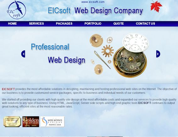 EICSOFT Search Engine Optimization Package
